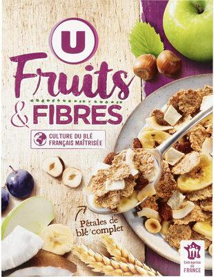 Céréales fruits et fibres - Produit - fr