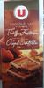Chocolat lait fourr Truffe Fantaisie Crêpe Dentelle - Product