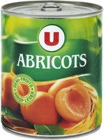 Oreillons d'abricots au sirop léger - Product - fr