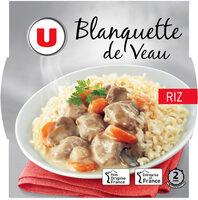 Blanquette de veau - Produit - fr
