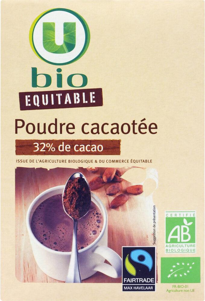 Poudre cacaotée 32% de cacao - Product - fr