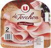 Jambon cuit supérieur sans couenne au torchon - Produit