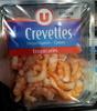 Crevettes tropicales décortiquées, cuites - Product