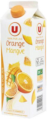 Pur jus réfrigéré orange/mangue - Product