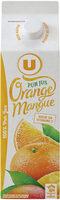 Pur jus réfrigéré orange et mangue - Product - fr