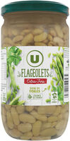 Flageolets verts extra-fins - Product - fr