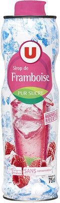 Sirop de Framboise - Product