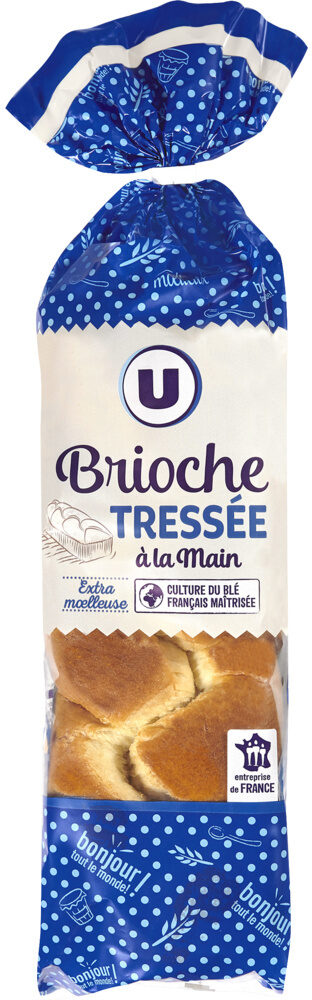 Brioche tressée - Produit - fr