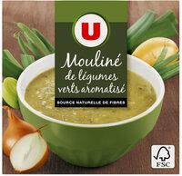 Mouliné de légumes vert - Product - fr