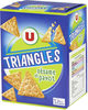 Triangle sésame et pavot - Produit