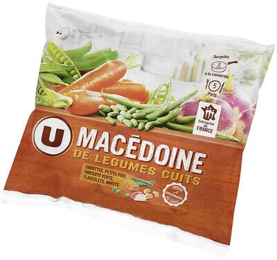 Macédoine de légumes cuits - Product