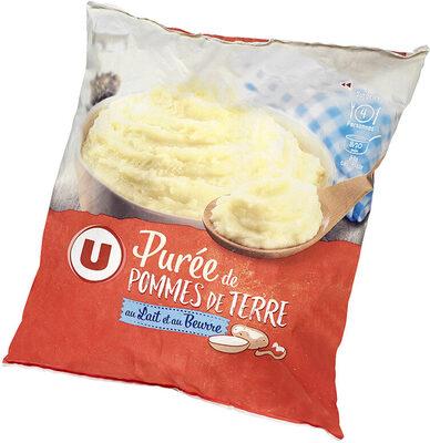 Purée de pomme de terre - Product