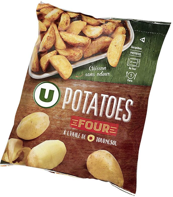 Potatoes au Four - Produit