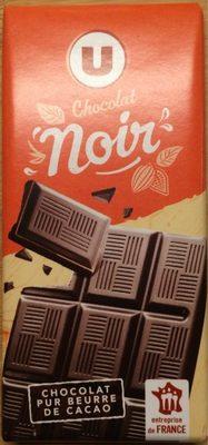 Chocolat Noir supérieur - Produit