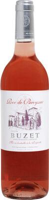 Vin rosé AOC Buzet Roc de Breyssac - Product - fr