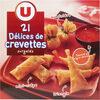 Délices de crevettes surgelés - Produit