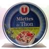 Miettes de thon à l'huile d'Olive Vierge Extra - Product