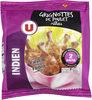 Grignotte de poulet rôtie goût indien - Produit