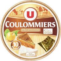 Fromage pasteurisé Coulommiers 23% de MG - Product - fr