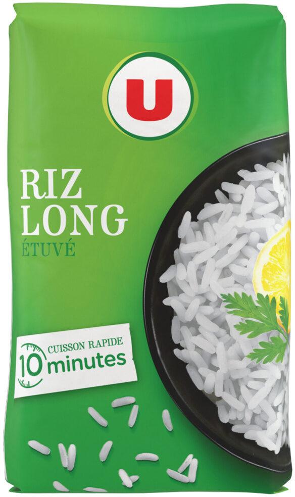 Riz Long cuisson rapide - Product - fr