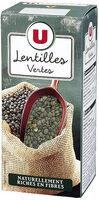 Lentille verte - Produit