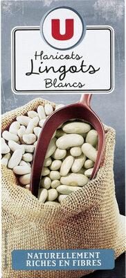 Haricots lingot blanc - Produit - fr