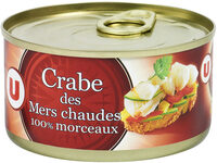 Crabe 100% morceaux - Product