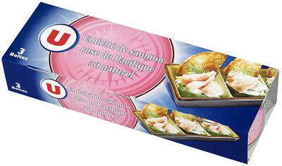 Miettes de saumon - Produit