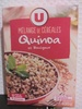 Mélanges de céréales Quinoa et Boulgour - Produit