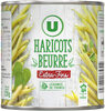 Haricots beurre extra fins - Produkt