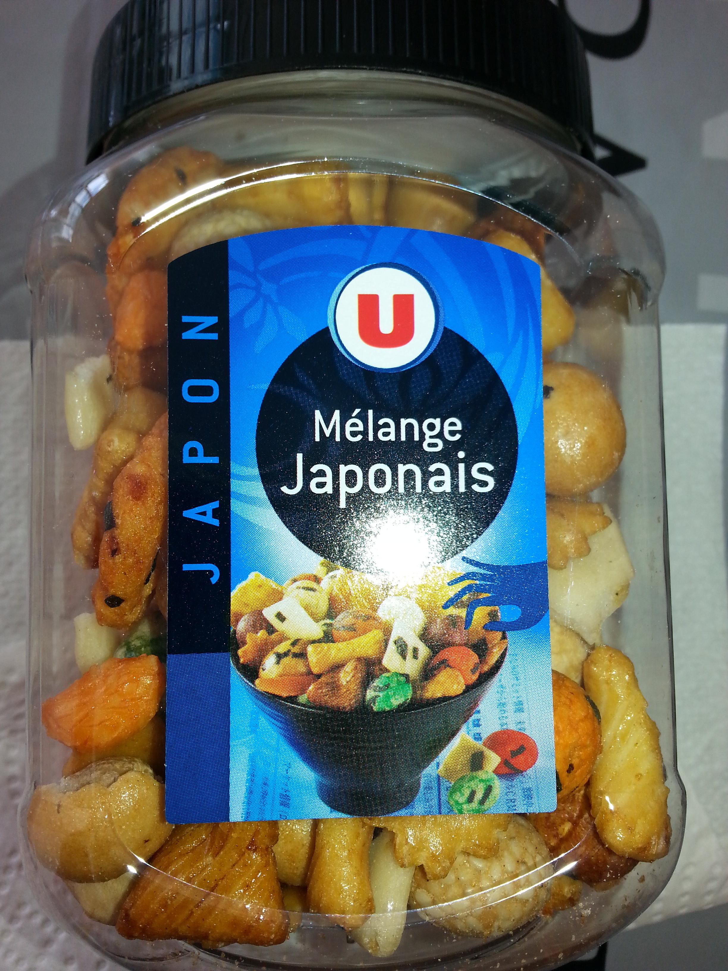 Mélange japonais - Product
