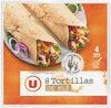 Tortillas souples blé - Product