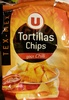 Tortillas chips goût chili - Product
