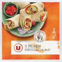 Wraps souples - Produit - fr