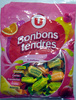 Bonbons tendres 6 parfums U - Product