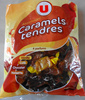 Caramels Tendres, assortiment 4 parfums - Product