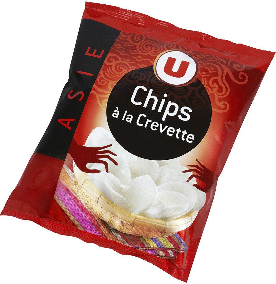 Chips à la Crevette - Produit