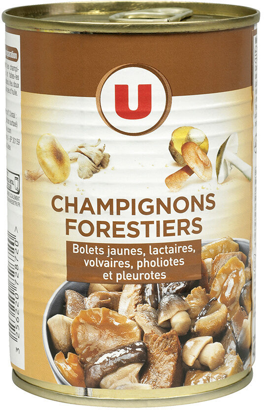 Champignons Forestiers - Product - fr