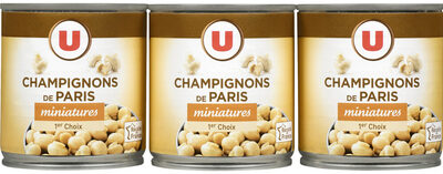 Champignons miniatures - Product - fr