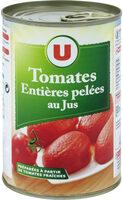 Tomates Entières Pelées au Jus - Product - fr
