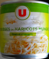 Pousses de haricots Mungo (frais & croquants) - Product - fr