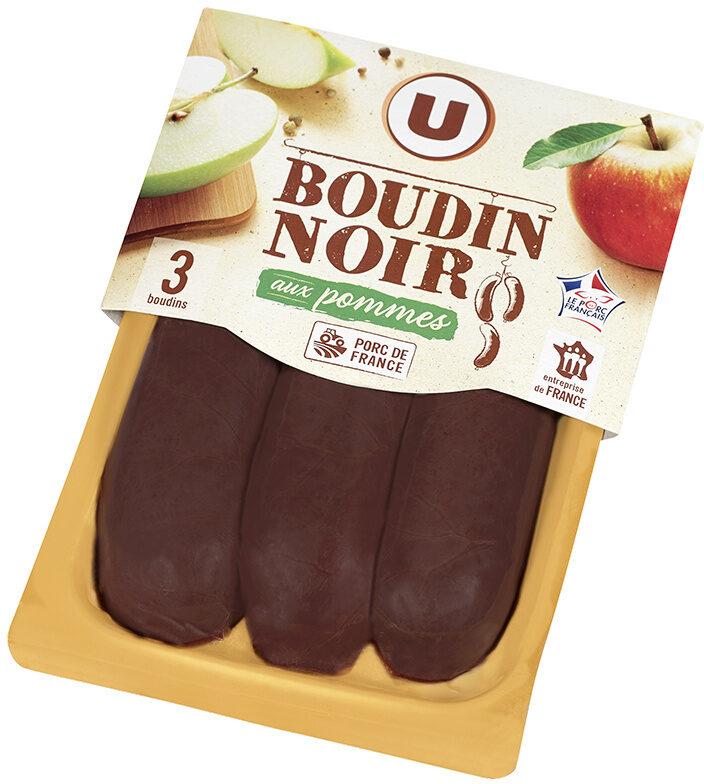 Boudin noir pommes - Produit