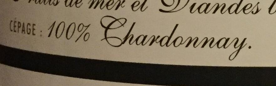 Chablis 2011 - Ingrediënten