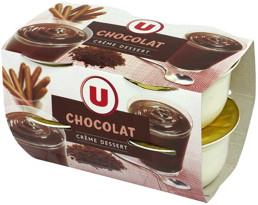 Crème dessert chocolat - Produit