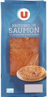 Brisures de saumon fumé - Produit - fr