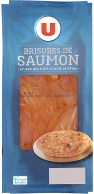 Brisures de saumon fumé - Product - fr