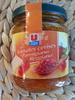 Sauce tomates cerises et parmigiano reggiano - Product