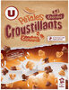 Pétales croustillantes chocolat caramel - Product