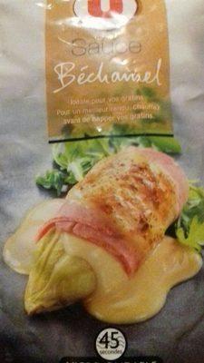 Sauce béchamel micro-ondable - Product