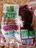 Betteraves rouges entières (Cuites à la vapeur) Bio - Product